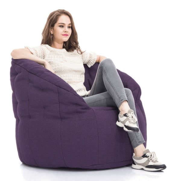Кресло Butterfly Sofa Aubergine Dream
