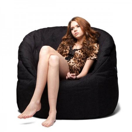 Кресло Butterfly Sofa Black Sapphire