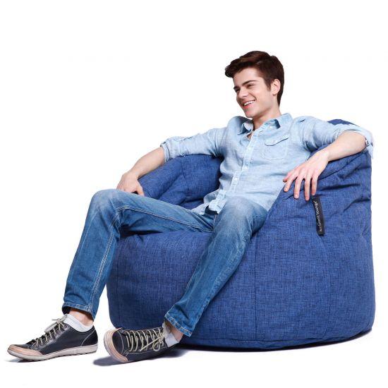 Кресло Butterfly Sofa Blue Jazz
