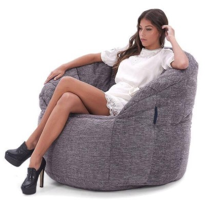 Крісло Butterfly Sofa Luscious Grey