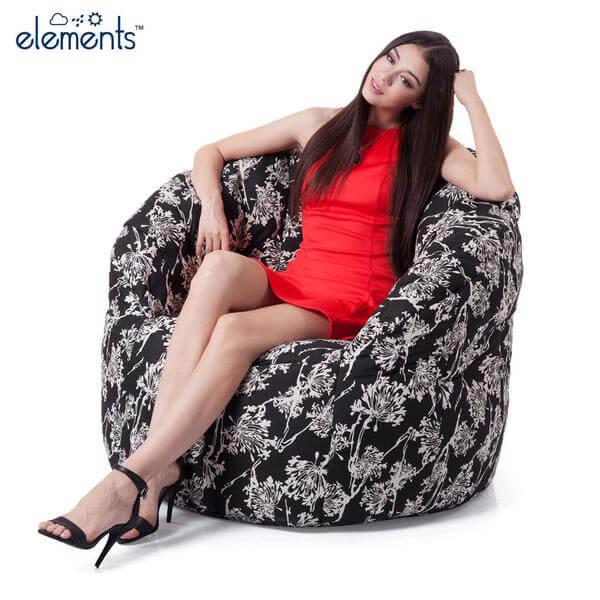 Кресло Butterfly Sofa Nightbloom