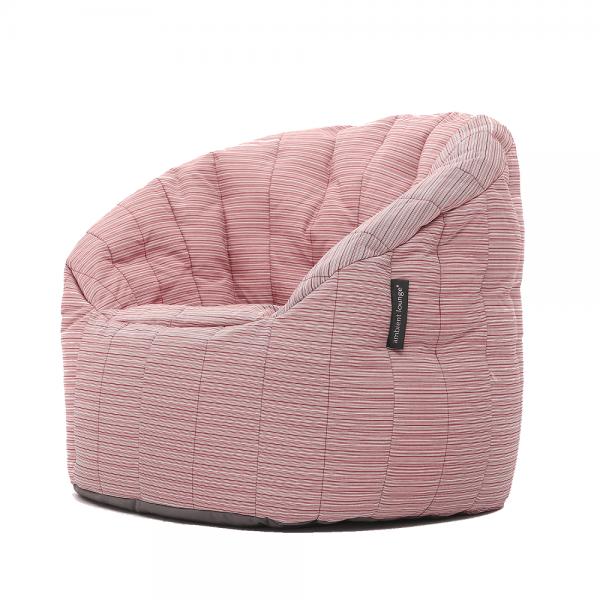 Кресло Butterfly Sofa - Raspberry Polo