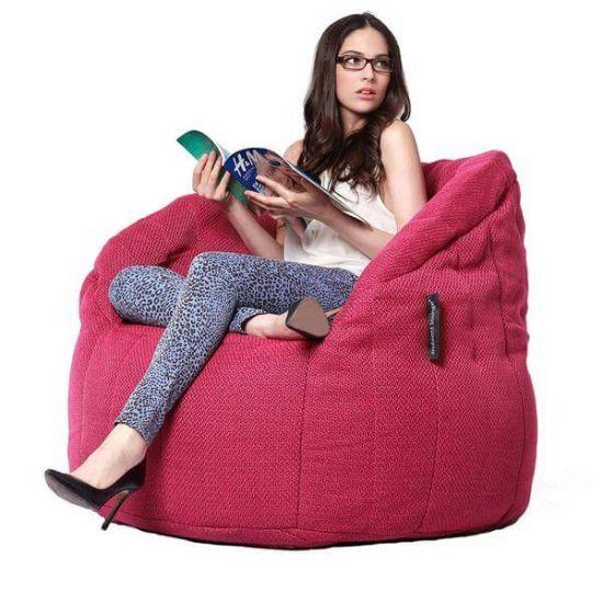Кресло Butterfly Sofa Sakura Pink