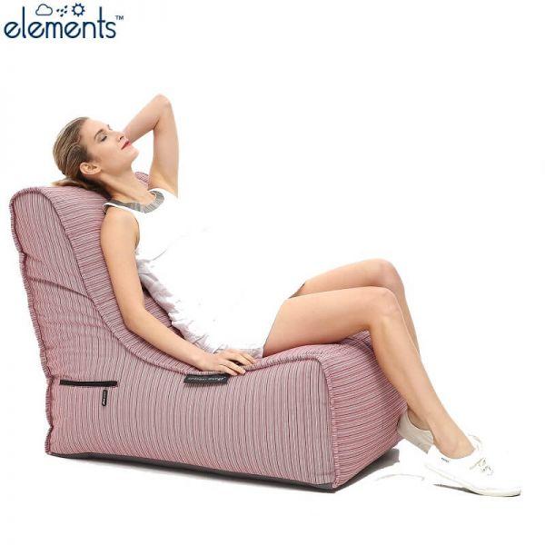 Кресло Evolution Sofa - Raspberry Polo