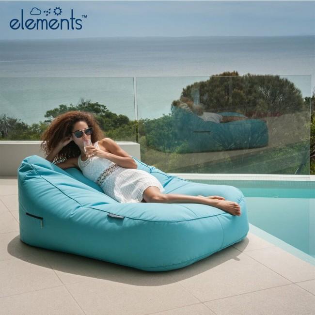 Шезлонг Satellite Twin Sofa™ - Azurri Blue