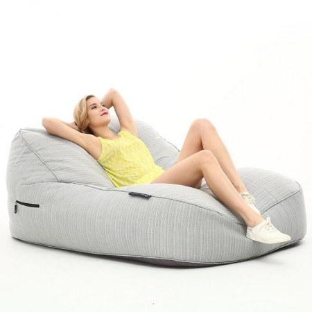 Шезлонг Satellite Twin Sofa™ - Silve...