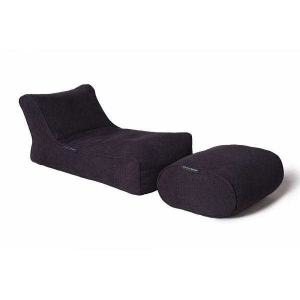Кресло Studio Lounger™ - Black Sapphi...