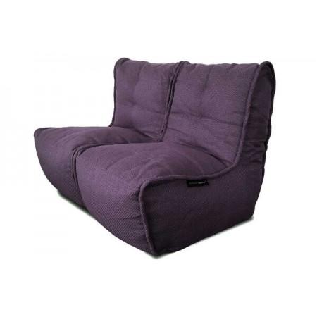 Диван Twin Couch™ — Aubergine Dream