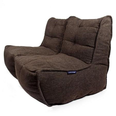 Диван Twin Couch™ — Hot Chocolate