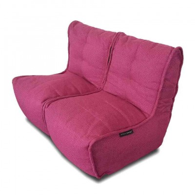 Диван Twin Couch™ — Sakura Pink