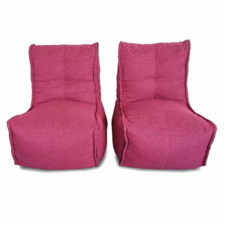Диван Twin Couch™ — Sakura Pink