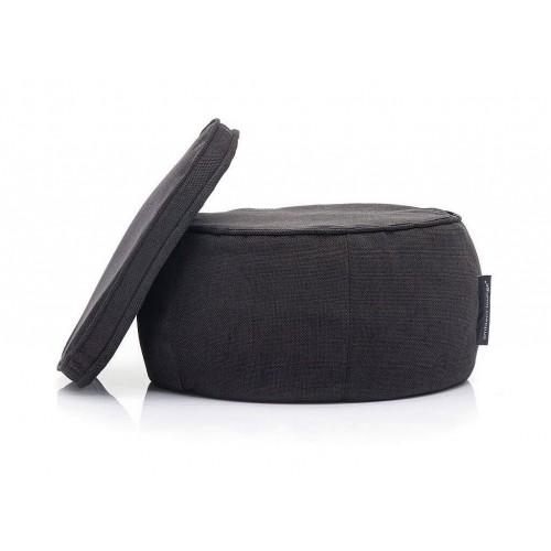 Стол-пуф  Wing Ottoman™ - Black Sapp...