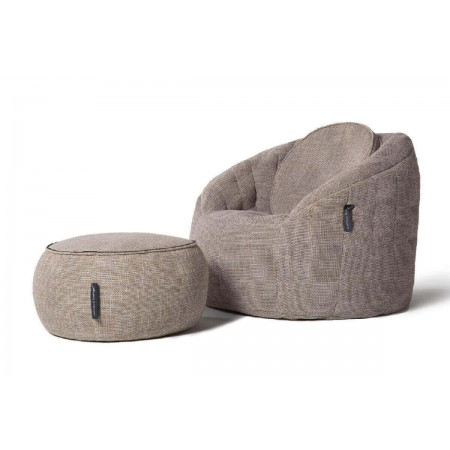 Стіл-пуф  Wing Ottoman™ - Eco Weave