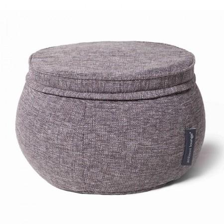 Стіл-пуф  Wing Ottoman™ - Luscious Grey