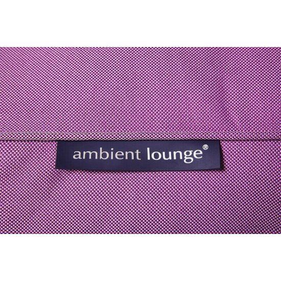 Напольная подушка Zen Lounger™ — Acai Merlot