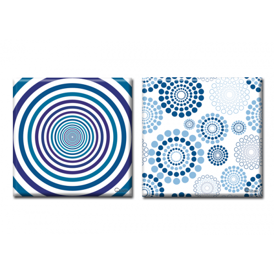 Картина Hypnosis Glozis D-009 50х50 см х 2 Картины