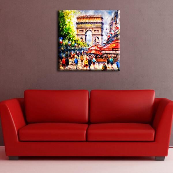 Картина Paris Glozis D-028 50х50 см