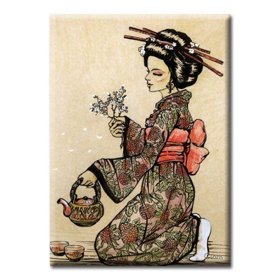 Картина Japan Glozis D-031 50х35 см
