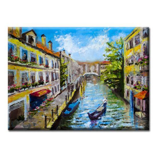 Картина Venice Glozis D-041 70х50 см