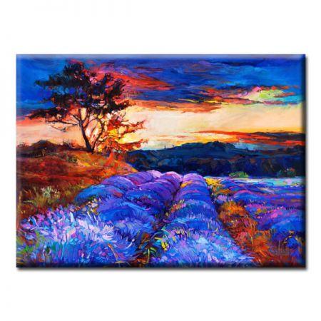 Картина Lavender Valley Glozis D-042 7...