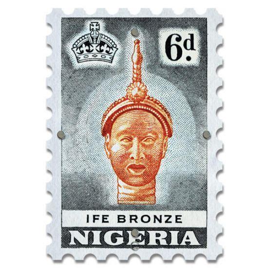 Картина на Стекле Марка Glozis Nigeria