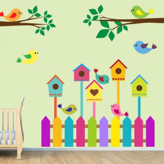 Виниловая Наклейка Glozis Nesting Box