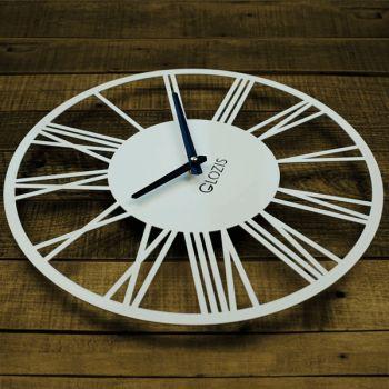 Настенные Часы Glozis Rome White B-02...