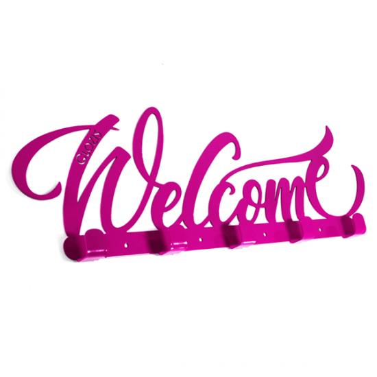 Вешалка настенная Glozis Welcome H-002 50х18 см