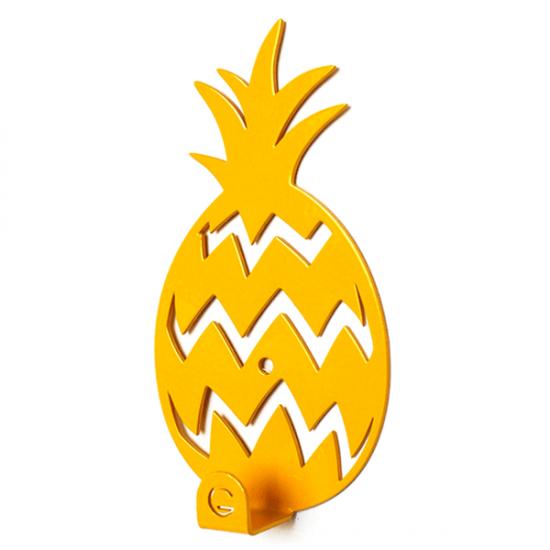 Вешалка настенная Крючок Glozis Pineapple H-031 12х7см