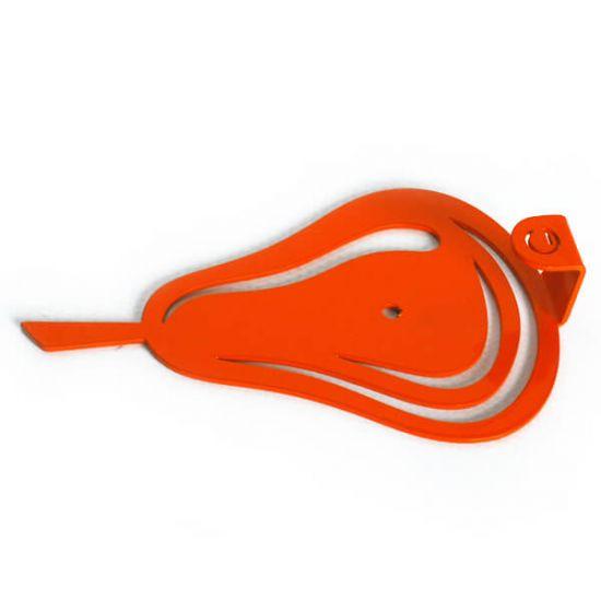 Вешалка настенная Крючок Glozis Pear H-033 12х8см