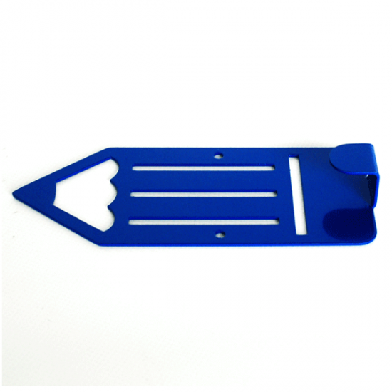 Вешалка настенная Детская Glozis Pencil Blue H-043 16х7см