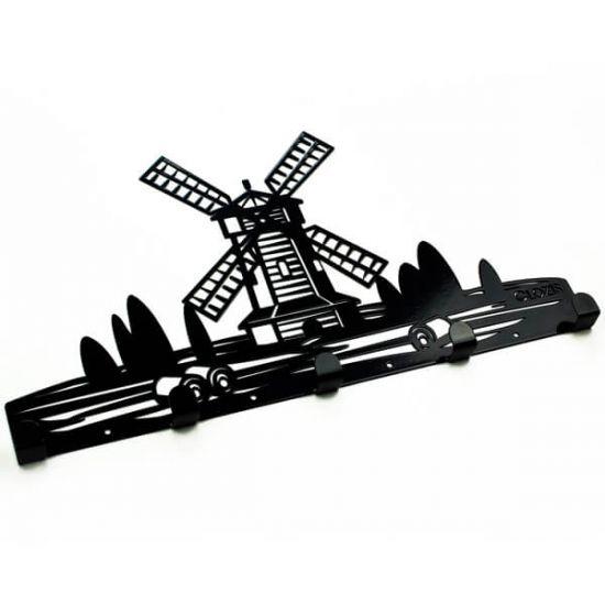 Вешалка настенная Glozis Windmill H-064 46х26см