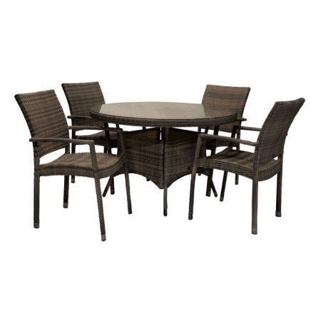 Обеденный стол Wicker