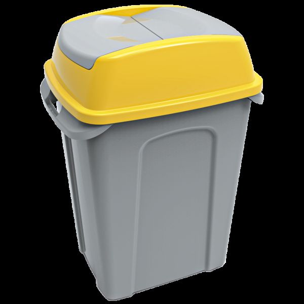 Бак для мусора Planet Hippo 70 л...