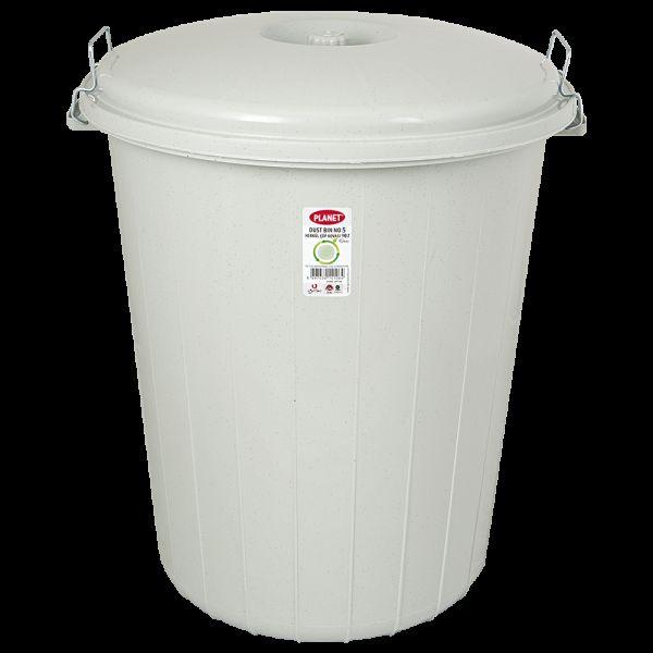 Бак для мусора Planet №5 90 л ...
