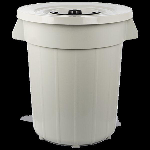 Бак для мусора Planet №6 120 л...