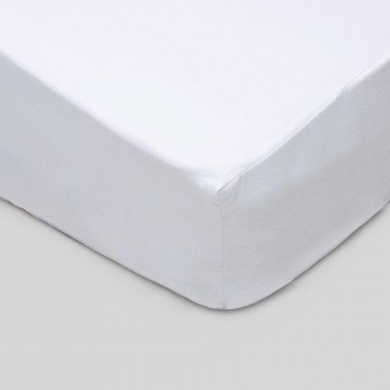 Наматрасник-простынь IGLEN непромокаемый 60х120 см Белый (60120LB)