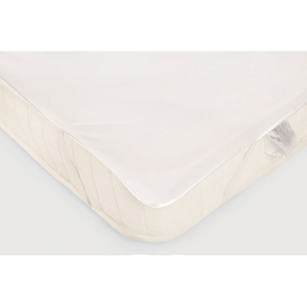 Наматрасник-простынь IGLEN непромокаемый 160х200 см Белый (160200L)