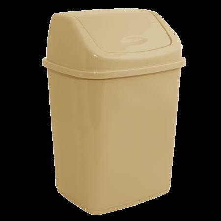 Ведро для мусора 5л с кры�...