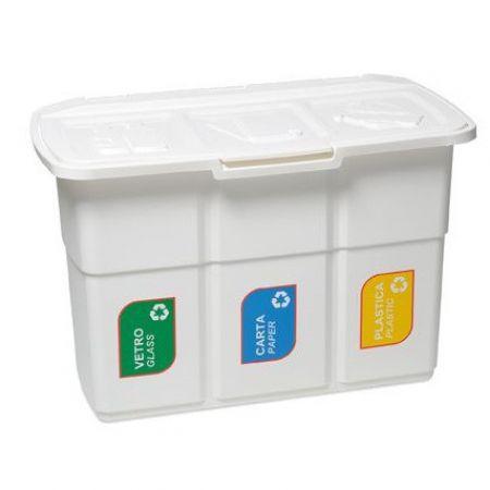 Бак для сортировки мусор...