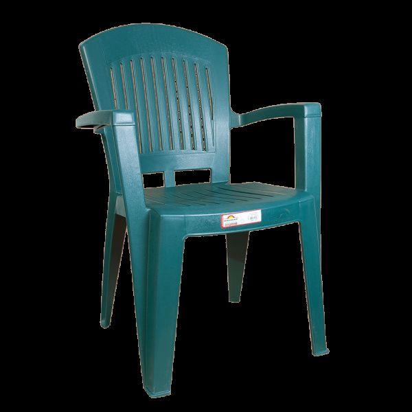 Кресло Irak Plastik Aspendos зелен...