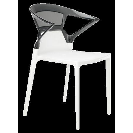Кресло Papatya Ego-K белое сид�...