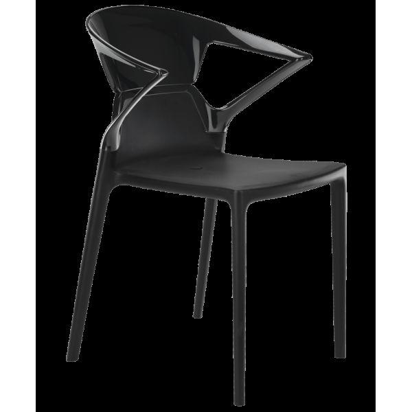 Кресло Papatya Ego-K черное си�...