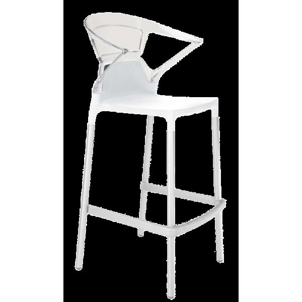 Барное кресло Papatya Ego-K бе�...