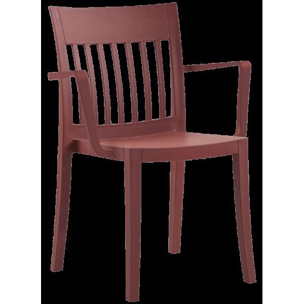 Кресло Papatya Eden-K матовое к...