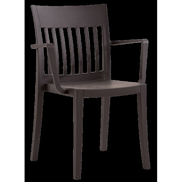 Кресло Papatya Eden-K матовое т...