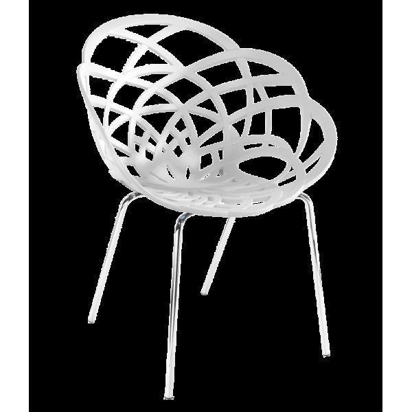 Кресло Papatya Flora-ML матовое ...