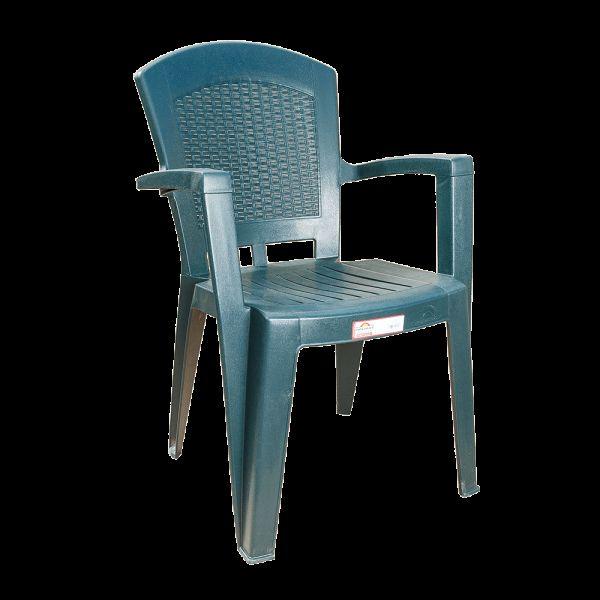 Кресло Irak Plastik Afrodit зелен�...