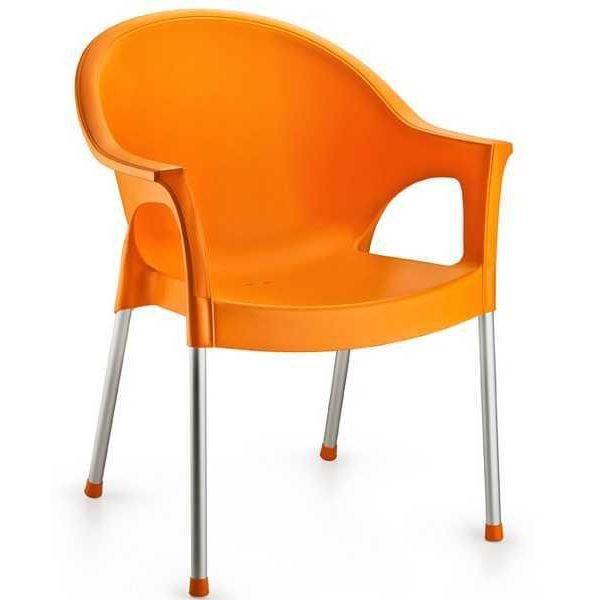 Кресло Irak Plastik Bergama оранж�...