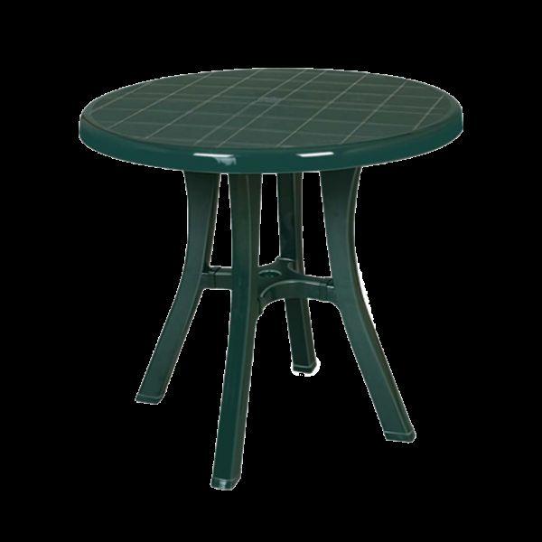 Стол круглый Irak Plastik Royal 8...